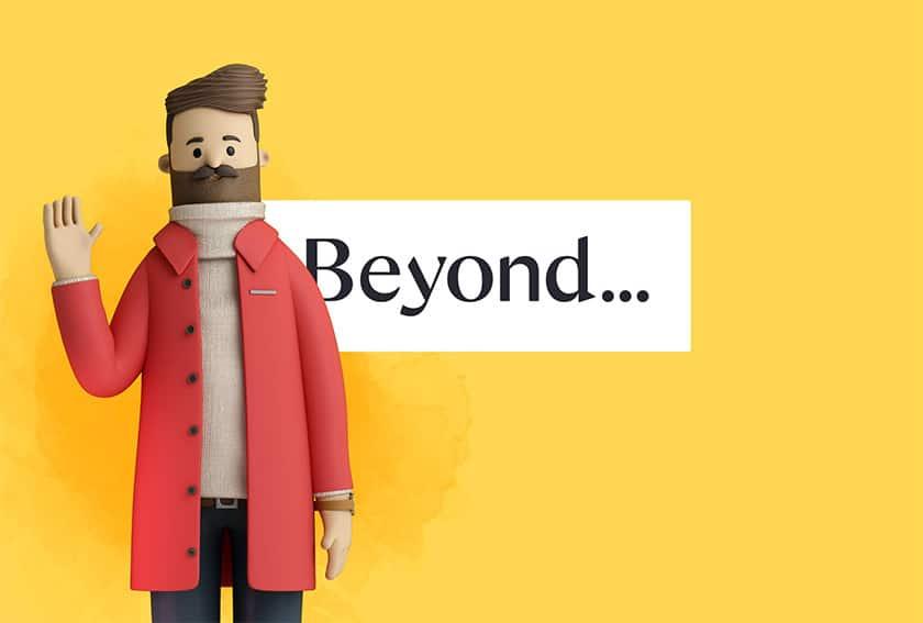 葬禮品牌Beyond新形象:這是一個關於死亡的品牌設計