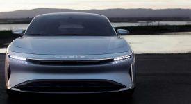 美國電動車LUCID新品牌形象,它會完勝特斯拉嗎?