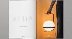 西班牙頂級照明公司VIBIA重新設計品牌形象