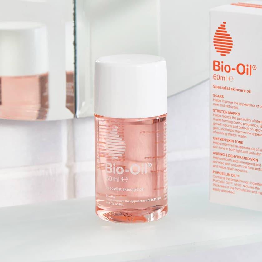 护肤油品牌百洛(Bio-Oil)启用新LOGO和新包装