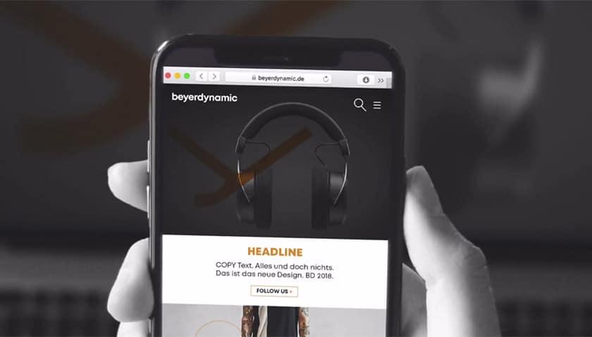 """世界上最昂贵的耳机品牌""""拜雅""""启用新LOGO"""