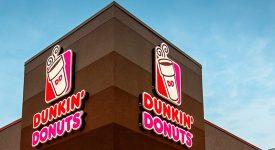 世界著名甜甜圈連鎖店Dunkin' Donuts改名並啓用新LOGO