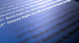 蒙納和SONY索尼聯合設計的品牌字體:SST字體
