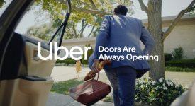為了表現新品牌定位,Uber 拍了一支全新品牌形象大片