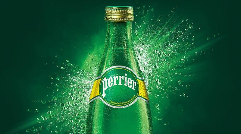 飲品| 標誌性法國汽水品牌Perrier更新品牌形象