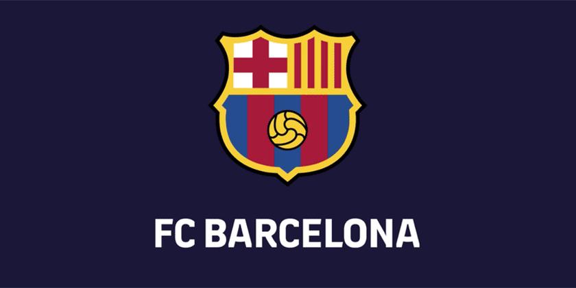 巴塞隆納足球俱樂部啟用新LOGO,將在下賽季開始使用