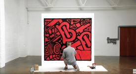 Burberry 用藝術演繹專屬標誌圖騰