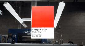 Pantone 發布了一款充滿意義的特殊顏色