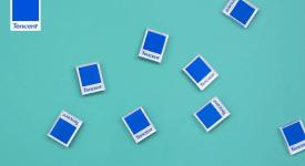 騰訊啟動戰略升級,並推出了品牌藍