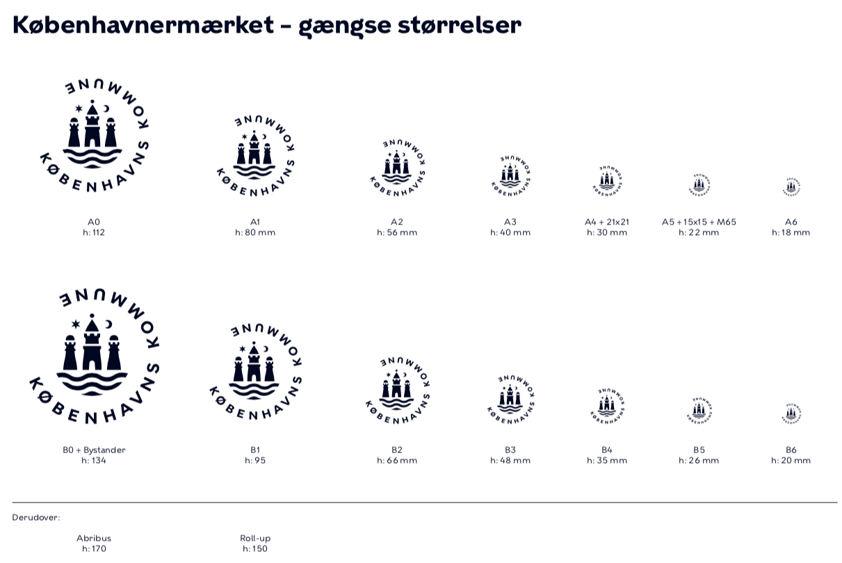 城市| 丹麥首都哥本哈根新城市品牌形象VI全案