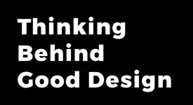 成功設計背後的設計思考