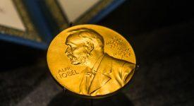 """世界學術聲望最高獎項""""諾貝爾獎""""更換新LOGO"""