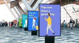 携程旗下的Trip.com更新品牌形象