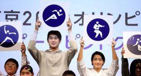 激發人民熱情!東京奧運會體育圖標ICON正式發布(附歷屆圖標ICON)