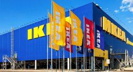 為適應數位時代,IKEA宜家37年來首次更新LOGO