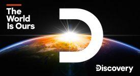 Discovery頻道推出品牌新LOGO