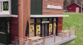 麥當勞推出全世界最小的麥當勞門市