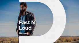 Discovery探索頻道繼新logo後又發布了新視覺設計