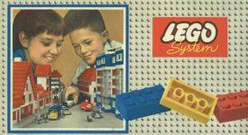 【樂高玩具品牌故事】玩具的最小粒子——樂高LEGO