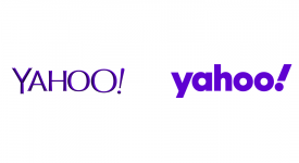 Yahoo!時隔6年再次換LOGO,並把字母都改成小寫了