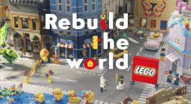 和樂高一起「重建世界」吧!