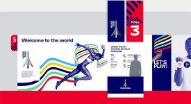 巴黎2024奧運會會徽落選方案公佈,如果是你會選它嗎?