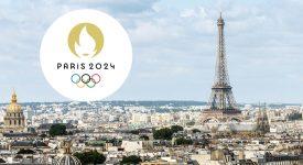2024年巴黎奧運和殘奧會會徽正式發布