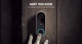 Google Nest的萬聖節活動:「恐怖音效演員」的試鏡