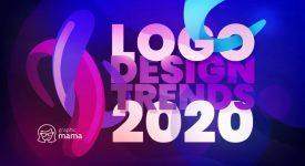 2020年LOGO設計趨勢