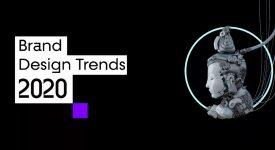 這裡有一份2020年品牌設計趨勢,請查收!