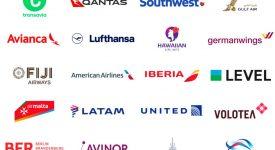 21世紀10年代全球LOGO大回顧(航空篇)