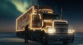 可口可樂帶你通往北極的聖誕之旅