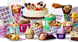 大型連鎖冰淇淋店「31冰淇淋Baskin Robbins」更新LOGO