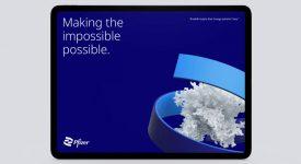 世界最大藥廠 – 輝瑞(Pfizer)更換新LOGO