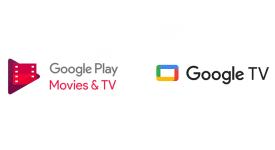 Google TV全新LOGO,把四色玩出新花樣