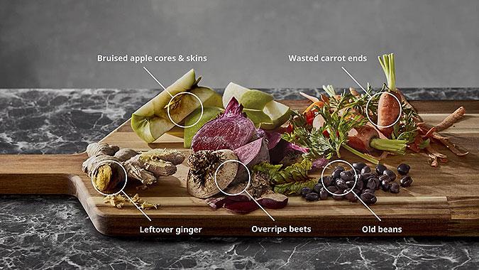 加拿大宜家公益活動廢料食譜