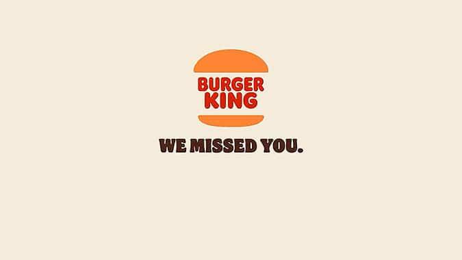 法國漢堡王疫情后創意廣告想死你們了